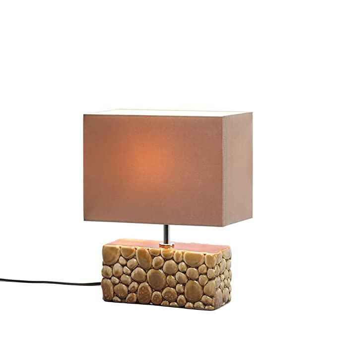 Amazon Com River Rock Table Lamp Cell Phones Accessories