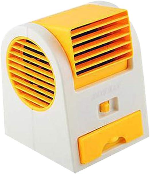Climatizador evaporativo Mini Enfriador USB Ventilador de ...