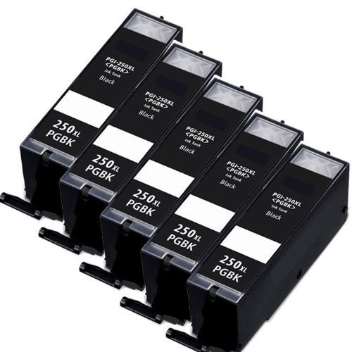 HI VISION Compatible PGI 250XL Cartridge Replacement product image