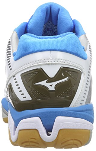 Mizuno Handball 3 Stealth Wave W Shoes Blue Women's F7qrFp