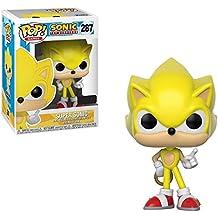 Funko POP Games-Sonic The Hedgehog-Super Sonic