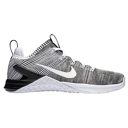NIKE Metcon DSX Flyknit 2 Womens Running Shoes White Black 100