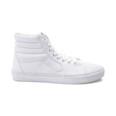 82e56b7962 Vans Unisex SK8-Hi True White VN000D5IW00 Mens 6