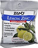 StarSun Depot Lemon Zinc Herbalozenge Natural Lemon Flavor, 15 Lozenges (1 Item)