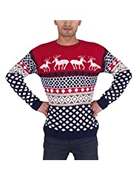 Noroze Unisex Novelty Knitted Christmas Jumpers S, M, L, Xl, XXL