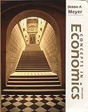 Concepts in Economics 10th Edition 9780073543574
