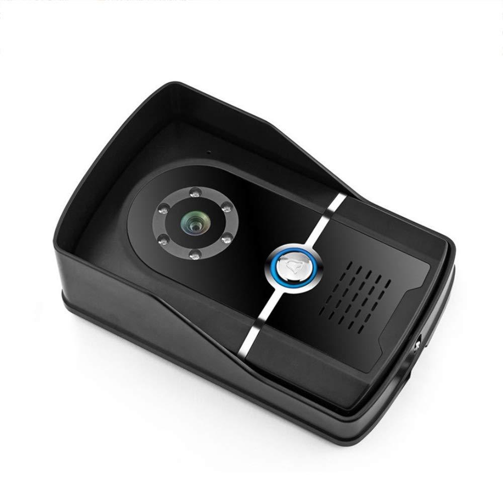 KRPENRIO 7-inch swipe waterproof HD video doorbell by KRPENRIO (Image #1)