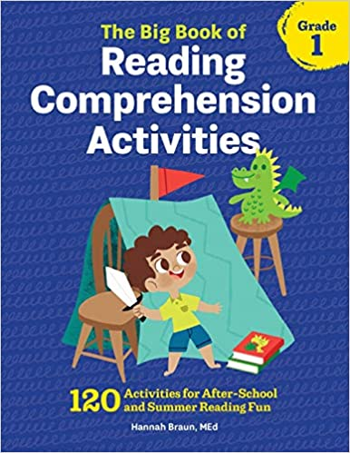 Amazon Com The Big Book Of Reading Comprehension Activities