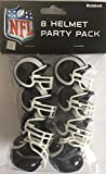 Riddell St. Louis Rams NFL Gumball Party Pack Football Helmets (8 ct.)