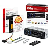 BOSS Audio Systems 616UAB Multimedia Car Stereo