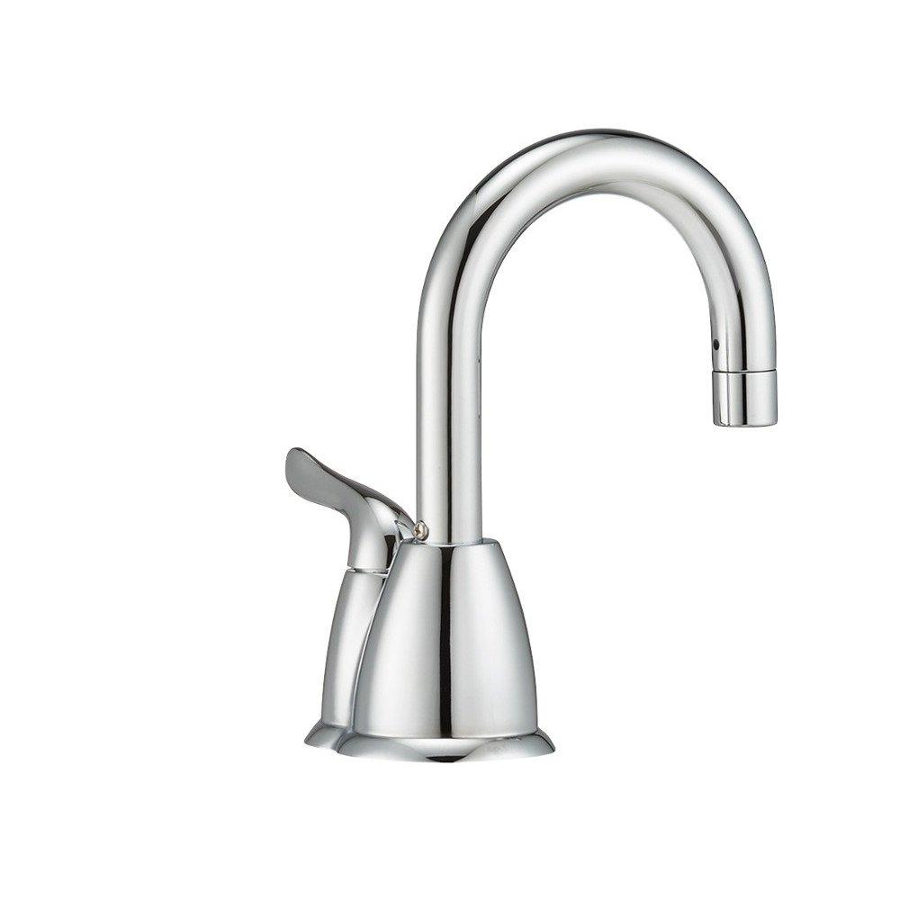 InSinkErator HOT150 Instant Hot Water Dispenser System - Faucet & Tank, Chrome, H-HOT150C-SS