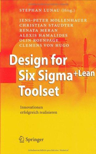 Design for Six Sigma+Lean Toolset: Innovationen erfolgreich realisieren thumbnail