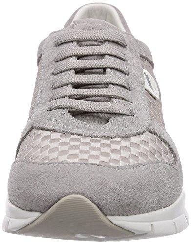 A Gris Femme lt Geox Greyc1010 Mode Sukie Baskets 5wZWwnaqFf