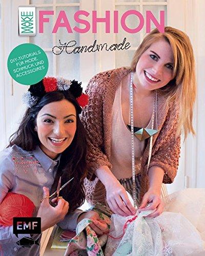 Makemake Fashion  DIY Tutorials Für Kleider Schmuck Und Accessoires