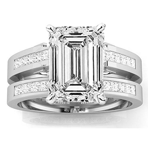 1.16 Ct Emerald Cut Diamond - 2