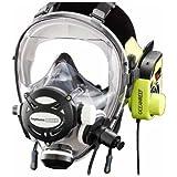 Ocean Reef Neptune Space G. Divers Series Full Face Mask Kit