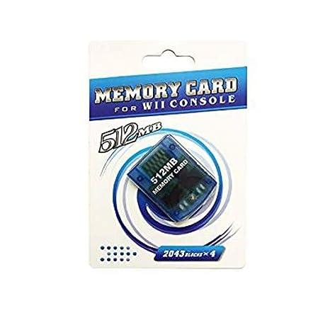 Ruitroliker Tarjeta de memoria 512M de Alta velocidad con ...
