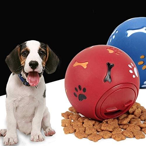 HZGペット犬の歯は中型小型犬、サイズのためのおもちゃを噛ん:M(レッド) 楽しいファッション (Color : Red)