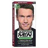 (US) Just For Men Original Formula Men's Hair Color, Medium Brown (Pack of 3)