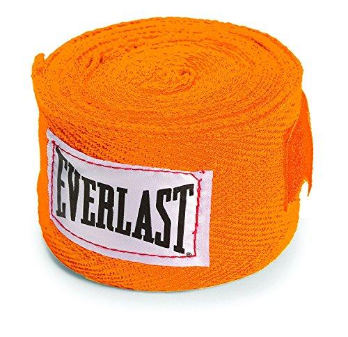 Everlast 120″ Hand WRAP Orange