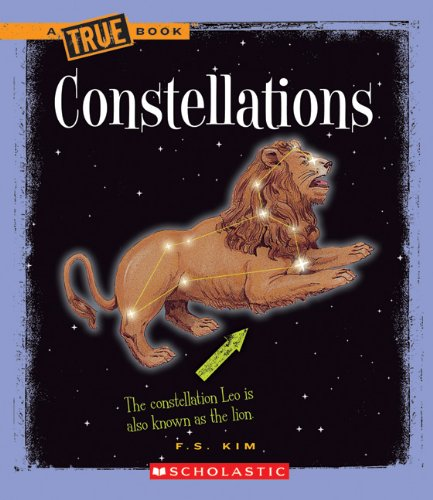 Constellations (A True Book) - Constellation Any
