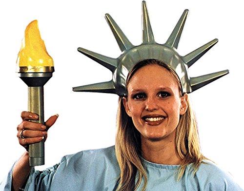 Statue Liberty Set Costume Accessory
