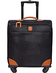 Brics My Safari International Carry on Spinner, Black