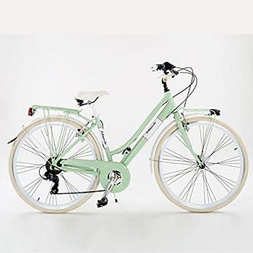 Velomarche - Bicicleta Summer para mujer con cuadro de aluminio ...