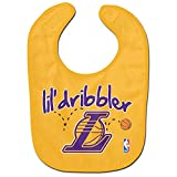 WinCraft NBA Los Angeles Lakers WCRA2001414 All Pro Baby Bib
