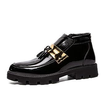 2018 De Hombres Yan Formales Herramientas Moda Zapatos U1OAAqwd