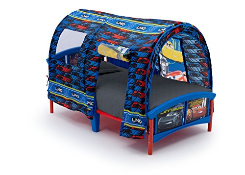 Delta Children Toddler Tent Bed, Disney/Pixar Cars