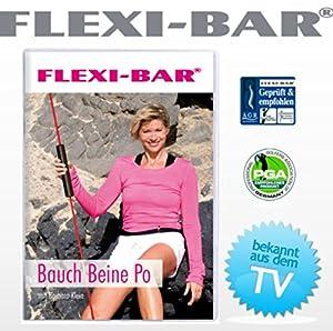 FLEXI-BAR® DVD Bauch, Beine, Po, mehrfarbig, 1530
