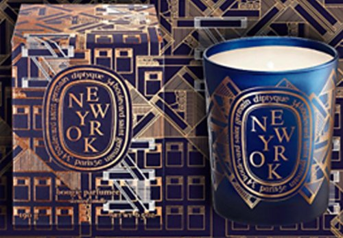 (Diptyque NEW YORK city candle 6.7 oz )