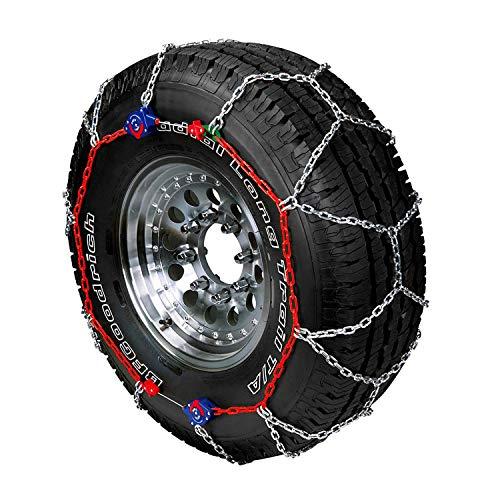 Peerless 0231805 Auto-Trac Light Truck/SUV Tire Traction Chain - Set of 2