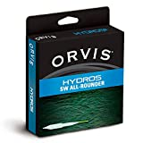 #9: Orvis Hydros All Rounder Saltwater Fly Line WF8F Horizon/Chartreuse
