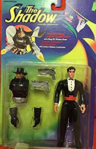 The Shadow Transforming Lamont Cranston Action Figure by ...