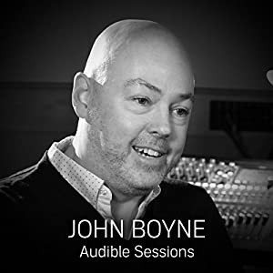 John Boyne Speech