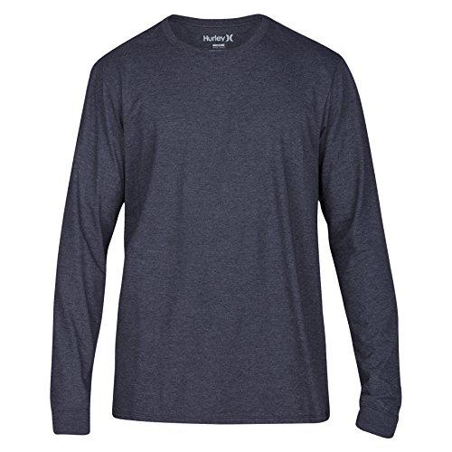 hurley-mens-staple-long-sleeve-shirt-mts0023970black-heatherm