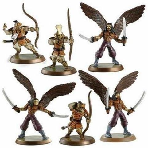 Heroscape Set 6 Archers /& Kyrie