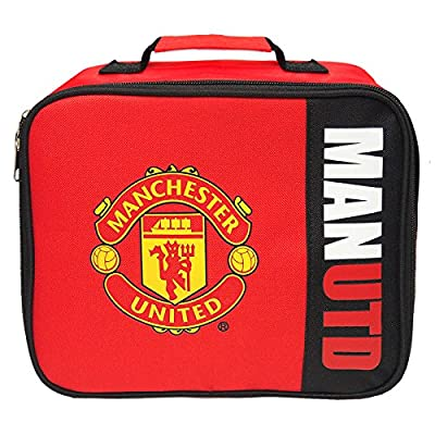 Manchester United Crest Lunch Bag