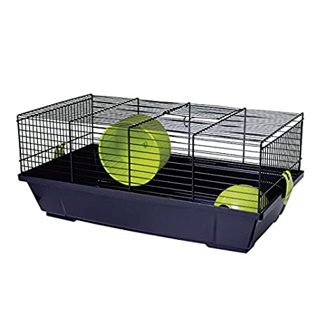 VOLTREGA Jaula Hamster Vol. 917 Simple 1 Unidad 500 g: Amazon.es ...