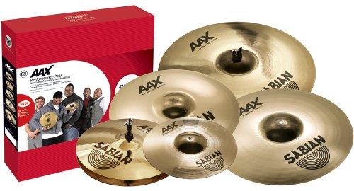 sabian cymbal package - 3