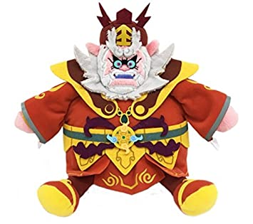 YOKAI WATCH Predecessor EMMA King of HELL Plush Doll Stuffed Toy Limited sales in Official Shop