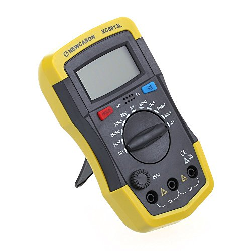 New Capacitor Capacitance Digital Meter Test Tester 200pF~20mF ()