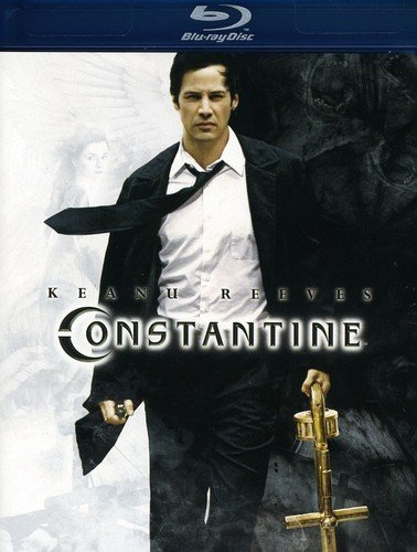 Blu-ray : Constantine (Widescreen, Dolby, AC-3, 2 Disc)