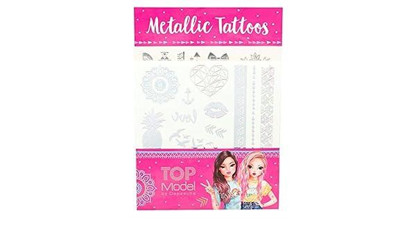 Top Model 008948 - Tatuajes: Amazon.es: Oficina y papelería