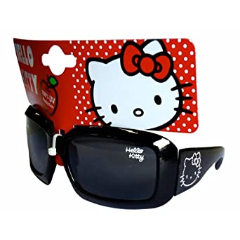 Lunettes de soleil Hello Kitty strass  Amazon.fr  Vêtements et ... 0a8fb53998f5