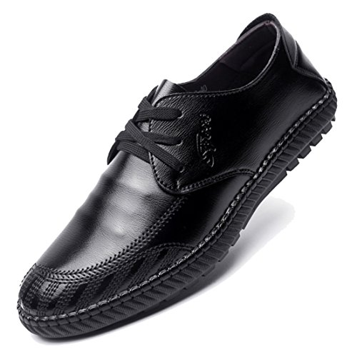 Uomo Scarpe Seaoeey Basse Black Special 40 Stringate wPC4t6WCqd