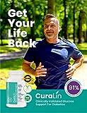 CuraLin Type 2 Diabetes Supplement – Blood Sugar