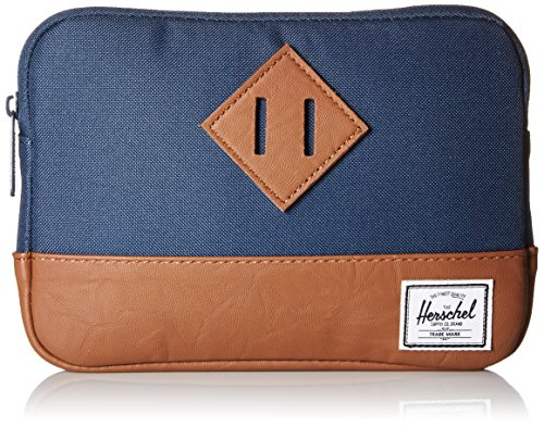 Herschel Supply Co. Heritage Sleeve for Ipad Mini, Navy, One Size (Paperwhite 1)